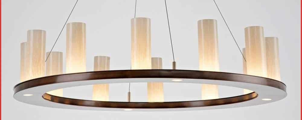 Bell Shaped Lamp Shades