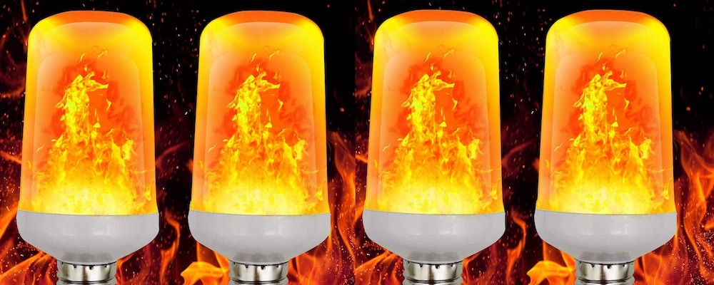 Best LED Flame Bulb