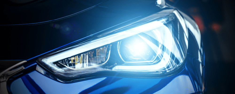 DOT approved LED headlights will not only give you a substantial light for driving but will also make sure your headlights are 100% safe to use.