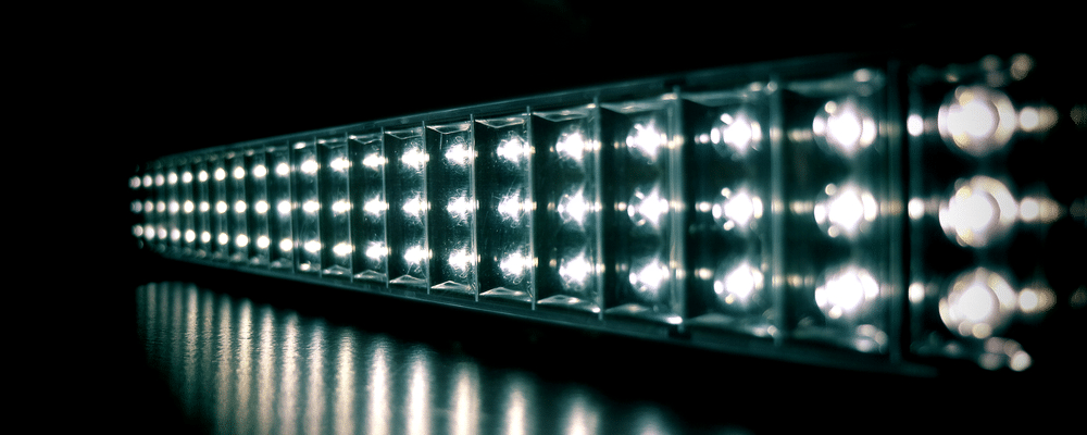 Brightest LED Light Bar | KRM Light+