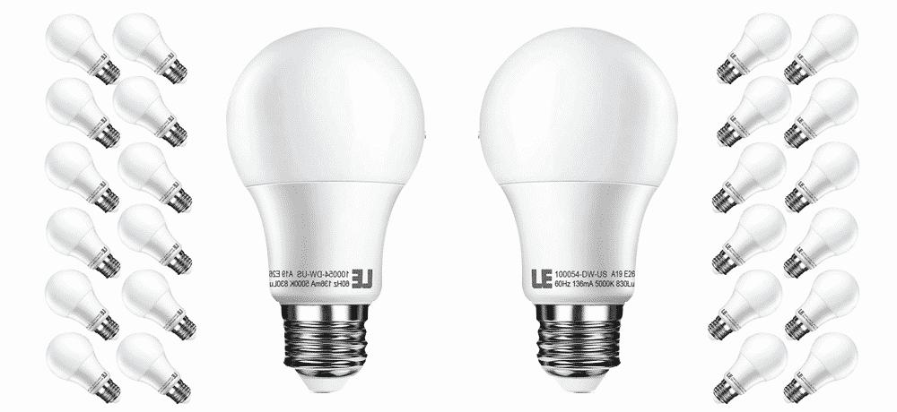 a19 bulb vs e26 bulb