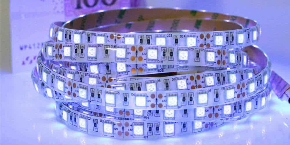 uv led light strips krm light+