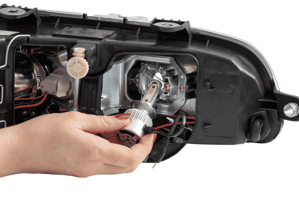 How to Adjust LED Headlight Bulbs | KRM Light+