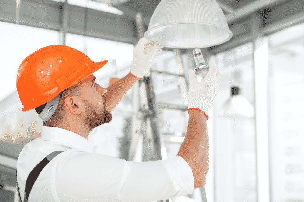 how to ground a light fixture krm light