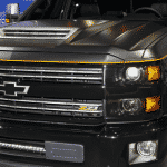 How to Replace Running Light Bulb Chevy Silverado