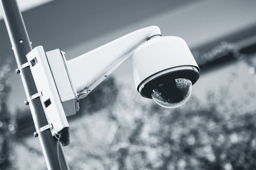 Installing a security camera helps keep your home safe, especially when you are all alone