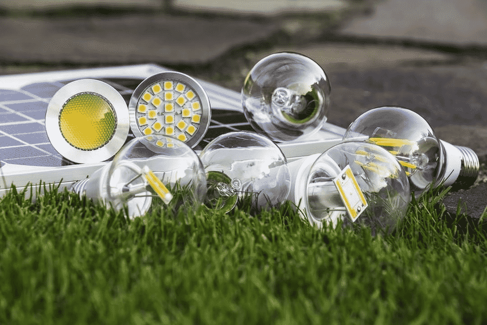 Solar light bulbs are becoming popular nowadays, thanks to being energy-efficient