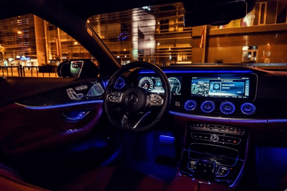 Upgrade the basic lighting of your car interior. Check out our top 5 car interior LED lights now!